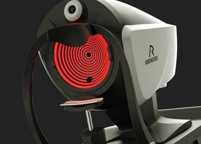 Měření očního tlaku